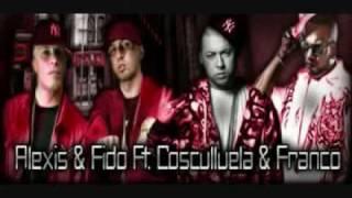 Alexis Y Fido Ft Cosculluela & Franco El Gorilla  -  Mala Conducta Remix