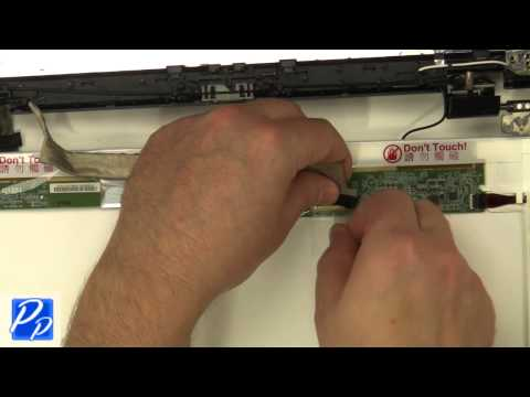 Dell Inspiron 15R N5110 LCD Cable Replacement Video Tutorial