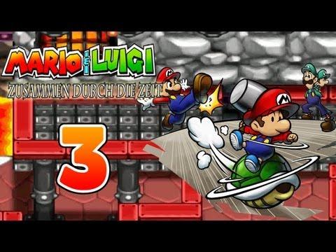 Let's Play Mario & Luigi Zusammen durch die Zeit Part 3: Die Allianz der Generationen