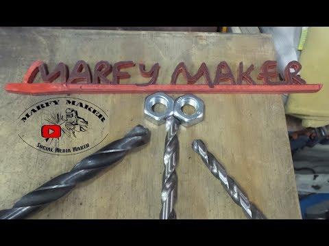 Tutorial come affilare una punta per ferro manualmente fai for Dima per cerniere anuba fai da te