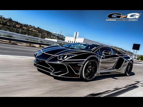 Lamborghini SV | GFG Forged Wheels | FM877