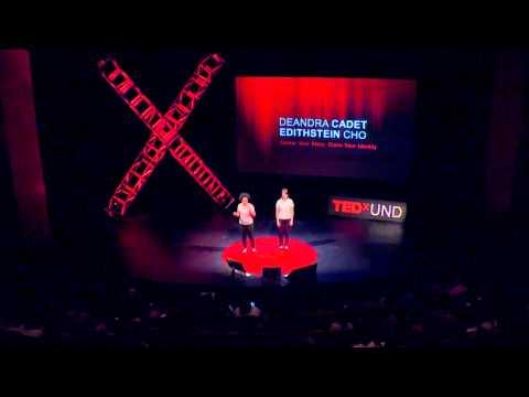 Center Your Story: Claim Your Identity | Deandra Cadet & Edithstein Cho | TEDxUND