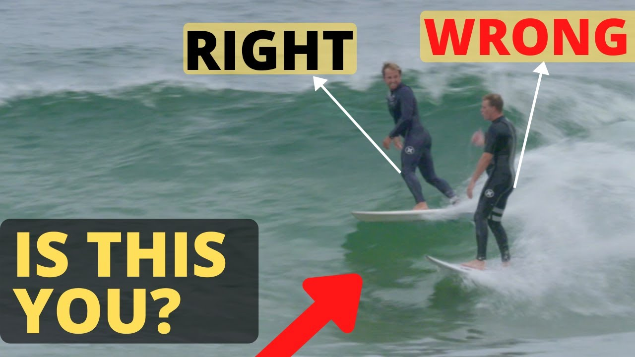 Surfing Etiquette How To Catch Waves Without Being A Jerk