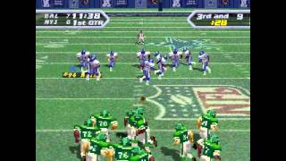 NFL Quarterback Club 97 ... (PS1) 60fps