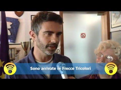 Air Show 2016 - Loano - Sono arrivate le Frecce Tricolori