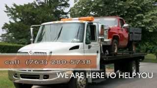 24 Hour Emergency Roadside Assistance Minneapolis MN call (763) 280-5738
