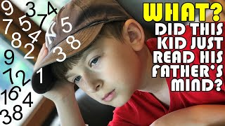 Mind-Reading Trick a Kid Can Do