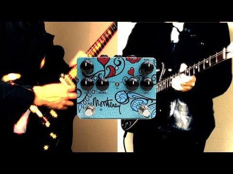 Keeley FX Monterey - Beyond Hendrix