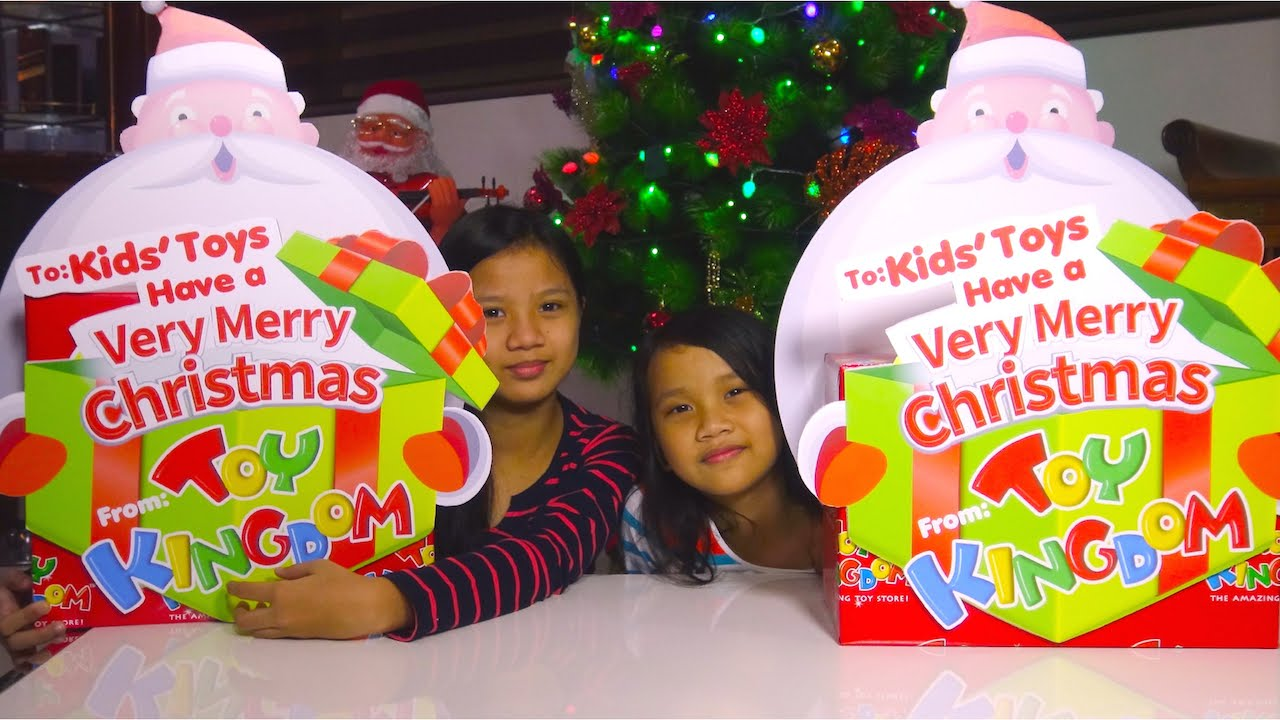 Toy Kingdom S Christmas Gifts To Kids Toys Christmas Edition