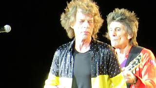 The Rolling Stones - Play With Fire - Gillette Stadium 7-7-19