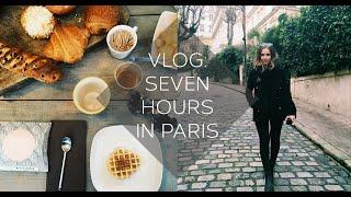 VLOG: Seven Hours In Paris | Hello October