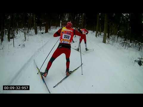 Лыжная гонка 30км. Фурманов