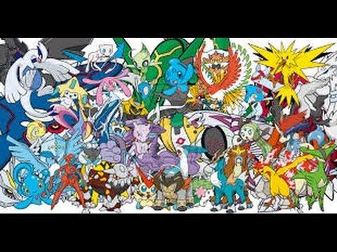 Pokemon light platinum legendary hunt unlocking all the locked legendaries youtube - Pokemon platine legendaire ...