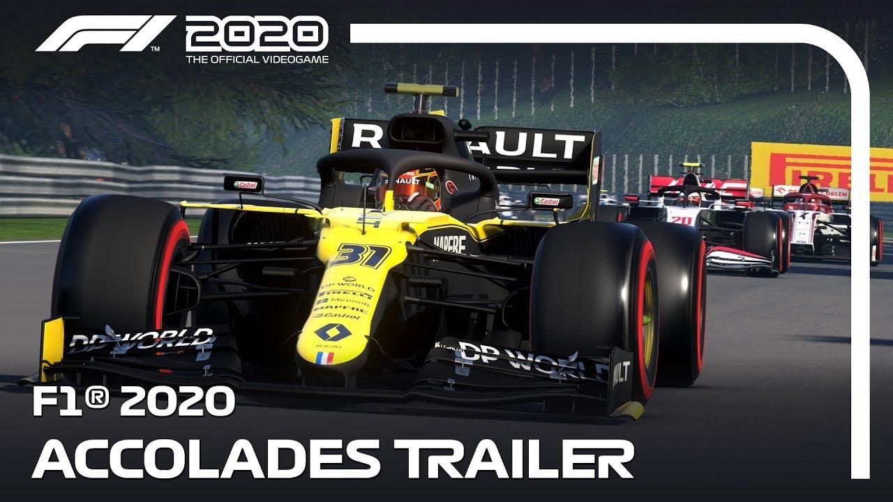 F1 2020 | Accolades Trailer