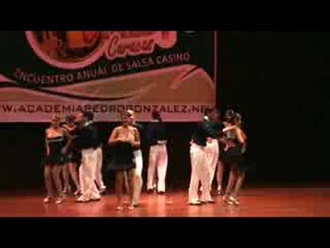 "SALSA CASINO - HABANA CARACAS - Grupo Novel ""La Pelota de la Suerte"" - Timba Caracas 2008"