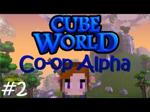 Cube World: Co-op Alpha: Ep.2 - Inner Ninja