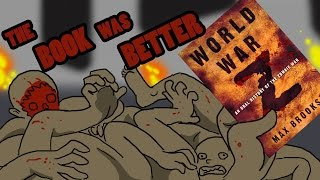 The Book Was Better ~ World War Z || Madame Smiley