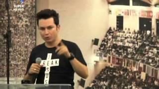 Pr Lucinho Barreto - Como Está o seu Amor por Jesus? (29/12/2012 - Mocidade - Lagoinha)