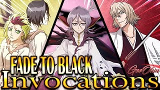 "INVOCATIONS FILM 3 ""FADE TO BLACK"" - BLEACH BRAVE SOULS"