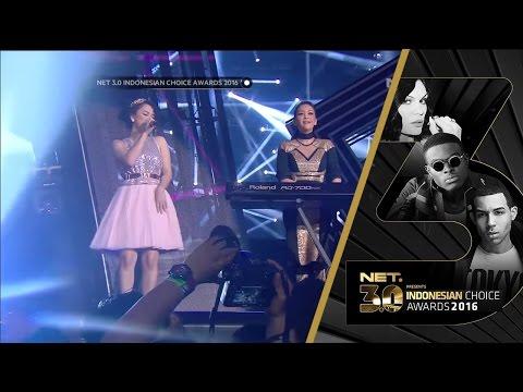 The Judges ft Maruli Tampubolon & Wizzy - Mashup   Lifetime Achievement Award   NET 3.0