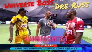 Gayle Vs Russel 4 inning match: Ultimate Kricket League 2020  #universeboss #dreruss