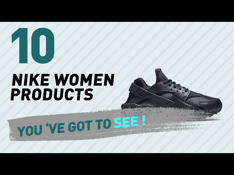 Nike Women Shoes Black, Top 10 Collection // New & Popular 2017