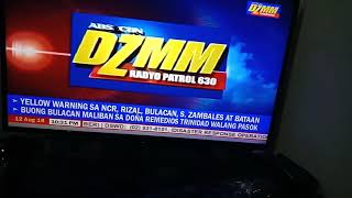 DZMM TeleRadyo Sign Off