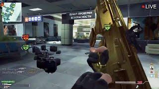 MW3 | *LIVE Gold FAD Terminal M.O.A.B. | Dutch Modern Warfare 3 Commentary
