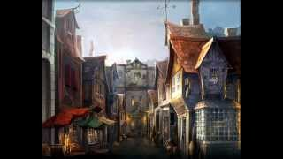Diagon Alley - Harry Potter & the Chamber of Secrets PSX Sound…