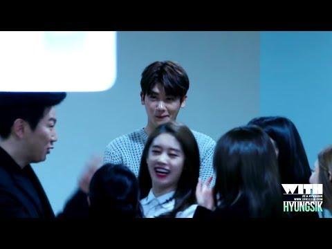Jiyeon And Hyungsik Moments