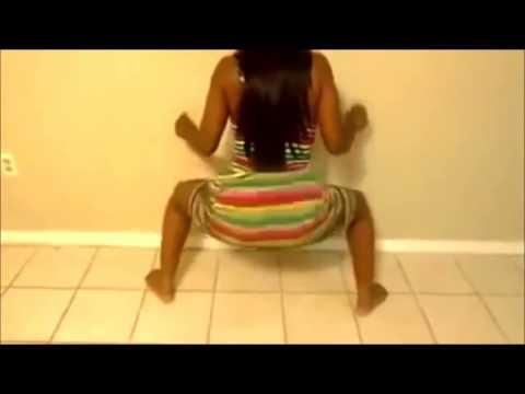 Бразильские Танцы Попой / Девушки Танцуют Тверк, Видео