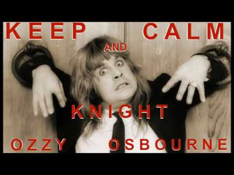 FLASHBACK TO 2013 NIKKI SIXX AND KERRI KASEM GIVE US THEIR OPINION ON MY OZZY KNIGHTHOOD CAMPAIGN