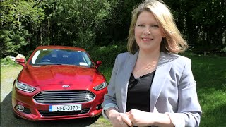Ford Mondeo Irish Car Of The Year 2016 Review - ChangingLanes.ie(Caroline reviews the Ford Mondeo, voted Continental Irish Car Of The Year 2016 by the Irish Motoring Writers' Association (IMWA). It's the third time in its long ..., 2015-11-24T16:41:51.000Z)