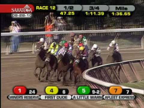 Afleet Express - 2010 Travers Stakes (G1)