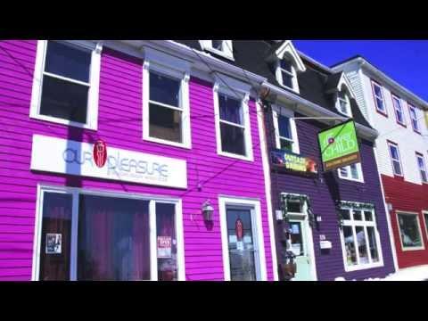 Discover Canada - St John's, Newfoundland