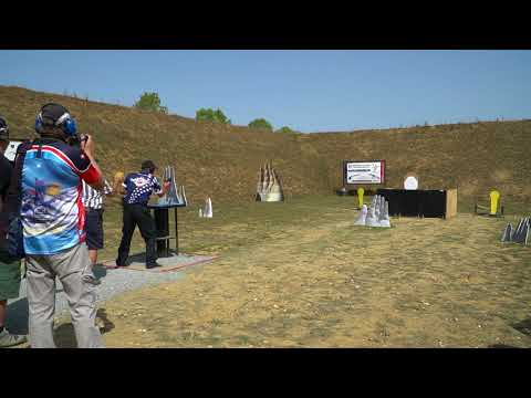 Bob Vogel - Standard Division - Stage 1 - IPSC World Shoot XVIII | France