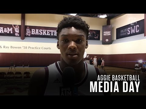 Basketball Media Day 10.5.17
