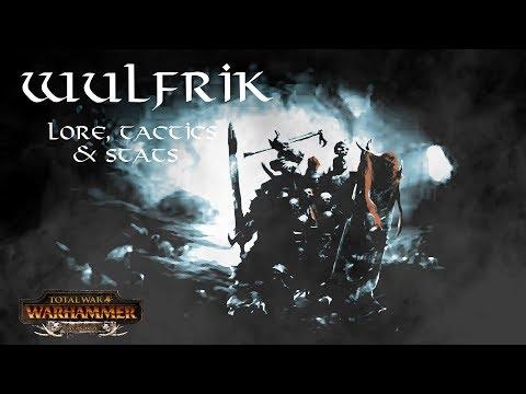 Total War: Warhammer Lore Wulfrik the Wanderer