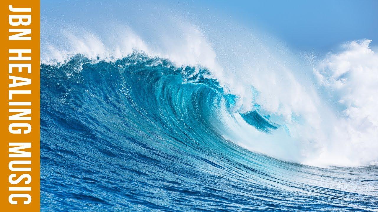 Nhạc thư giãn trị liệu – Nhạc không lời với âm thanh của biển, sóng và gió giúp thư giãn ngủ ngon