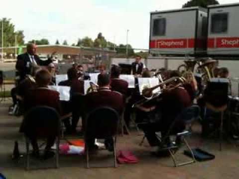 Shepherd Group Brass Band