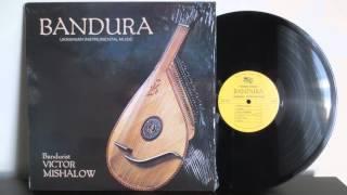 Bandura - Ukrainian Instrumental Music / Bandurist Victor Mishalow