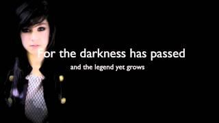 Christina Grimmie - The Dragonborn Comes Lyrics