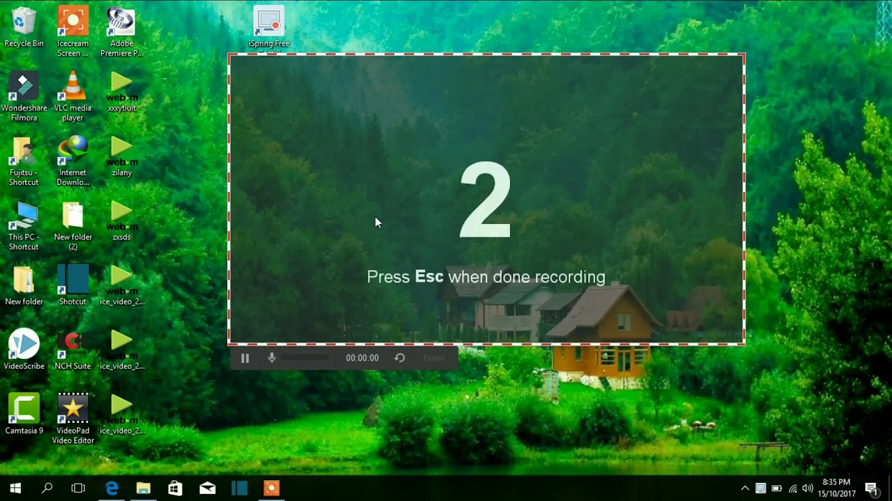 ispring screen recorder tutorial