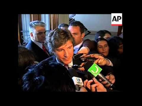 Argentina assumes Mercosur presidency as member countries convene