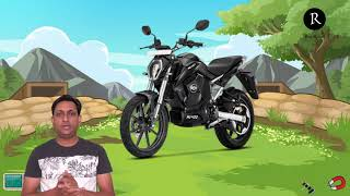 Electric Bike  Revolt RV400 Review 🏍 2020 - Test Ride🇮🇳