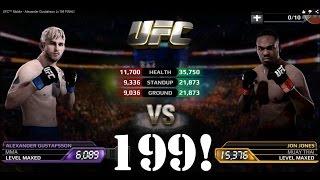 UFC™ Mobile | Alexander Gustafsson STG.199 FINAL!
