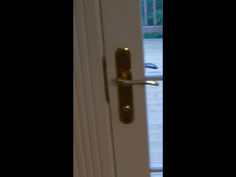 Pella And Others Multipoint Lock W Shootbolts Deadbolt