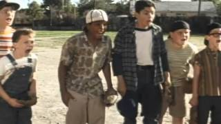 The Sandlot Trailer 1993