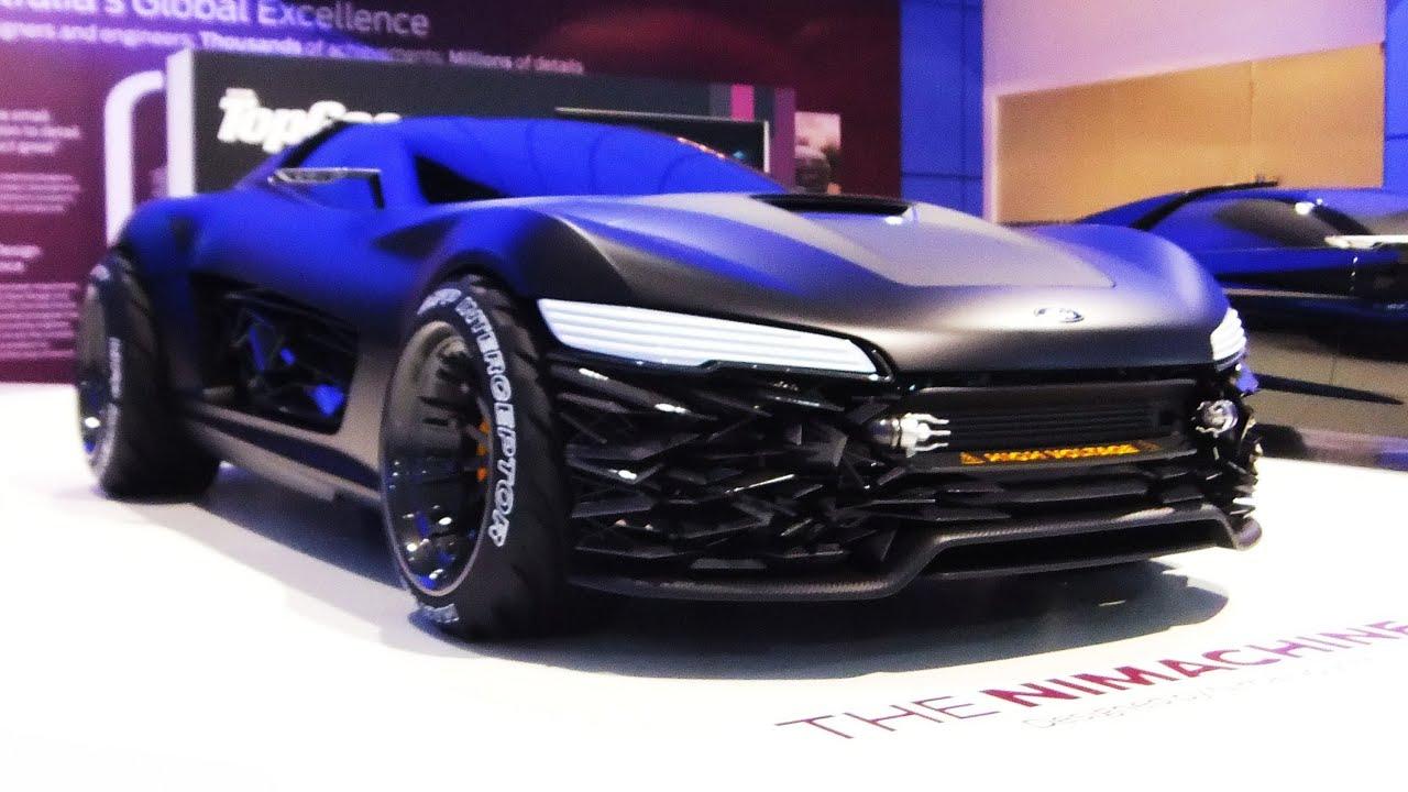 "ford mad max 4 interceptor concept ""road warrior"" nimachine - youtube"