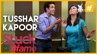 Tusshar kapoor | stuck with #fame